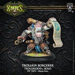 Trollkin Sorcerer BLI