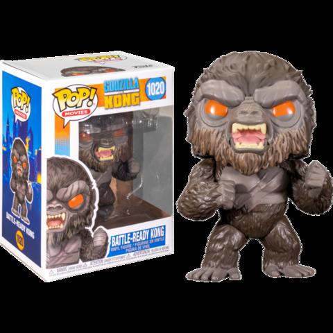 Фигурка Funko Pop! Movies: Godzilla vs Kong - Battle-Ready Kong