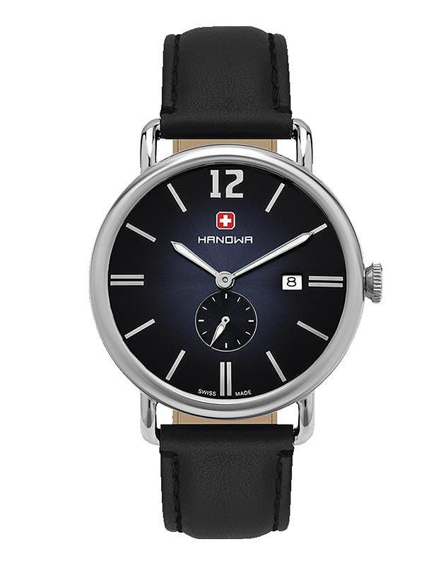 Часы Hanowa Victor 16-4093.04.003 черные