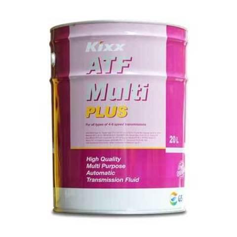 L2518P20E1 Kixx ATF Multi Plus синтетическое трансмиссионное масло 20 литров) купить на официальном сайту дилера ht-oil.ru