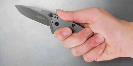 Нож KERSHAW Cryo модель 1555TI