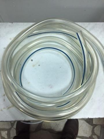 Шланг молочный силиконовый,14*5 (1 м.)