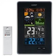 Домашняя метеостанция LaCrosse WS6835 с большим цветным экраном