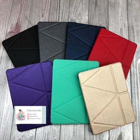 Чехол iPad PRO 12,9 (`16' 17) Origami Leather pencil groove /black/