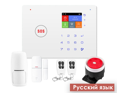 Сигнализация GSM+WiFI Premium PRO
