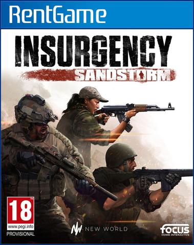 Insurgency Sandstorm PS4 | PS5