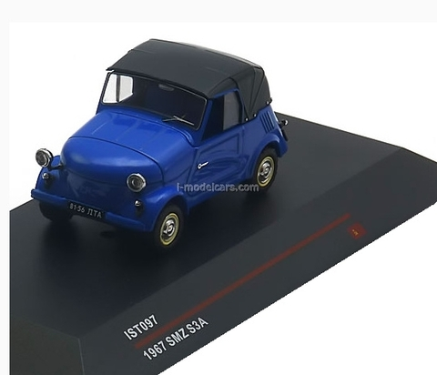 SMZ-S3A light blue 1967 IST097 IST Models 1:43