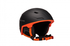 Горнолыжный шлем Blizzard Double black matt/neon orange - 2