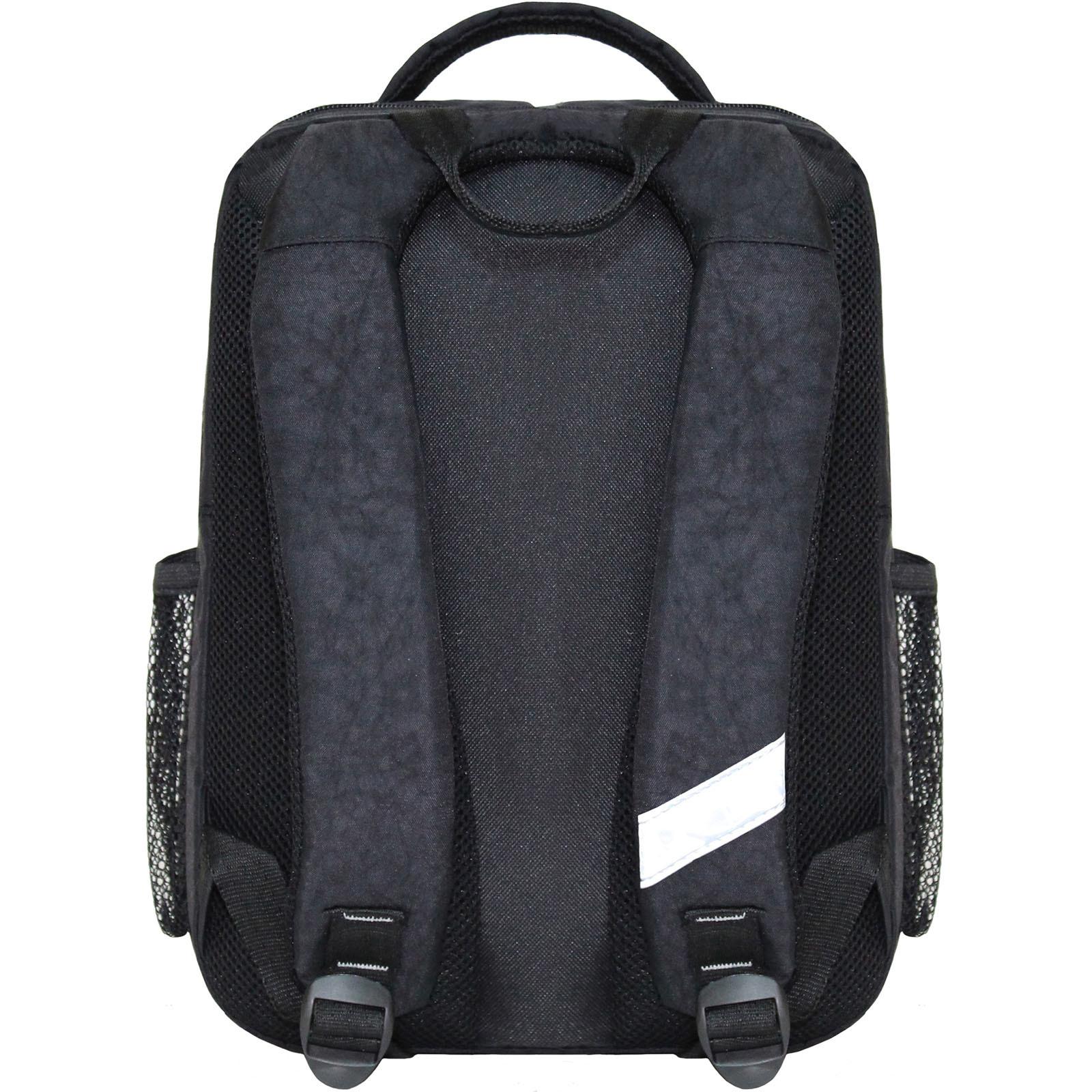 Рюкзак школьный Bagland Школьник 8 л. Черный 372 (0012870)