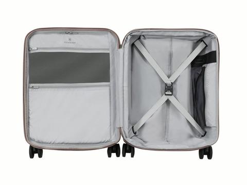 Чемодан Victorinox Connex, серый, 40x20x55 см, 34 л