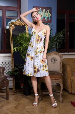 Пляжное платье Mia-Mia