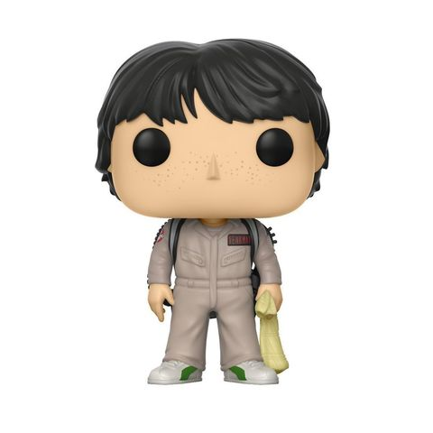 Фигурка Funko POP! Vinyl: Stranger Things: Mike Ghostbuster 21486