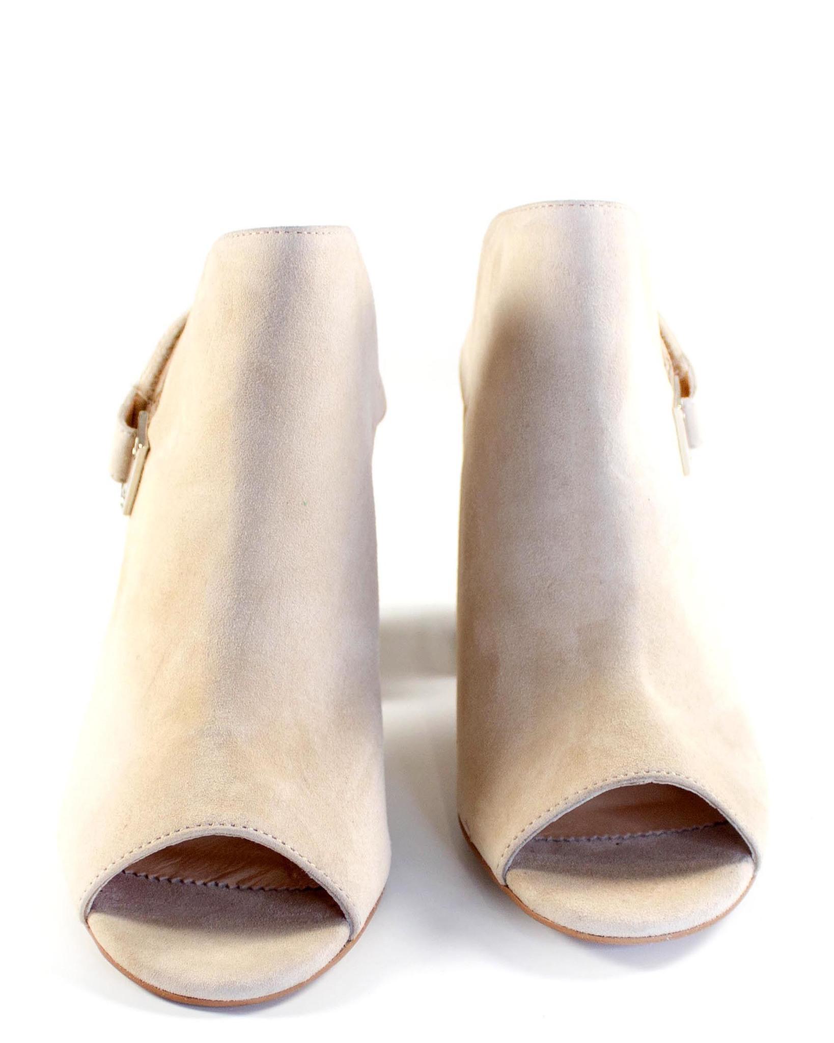 бежевые босоножки Magnoliya