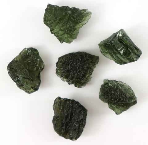 Молдавит 3 гр