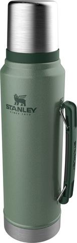 Термос STANLEY Classic 1L - олива