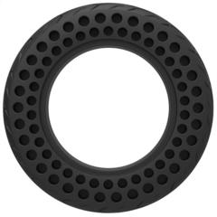 Покрышка для электроскутера безвоздушная, безкамерная, антипрокольная 10×2.0