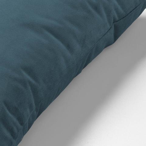 Чехол на подушку Jolie 45x45 бирюзовая ткань