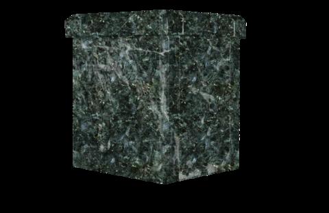 Серпентинит, высота 290 мм