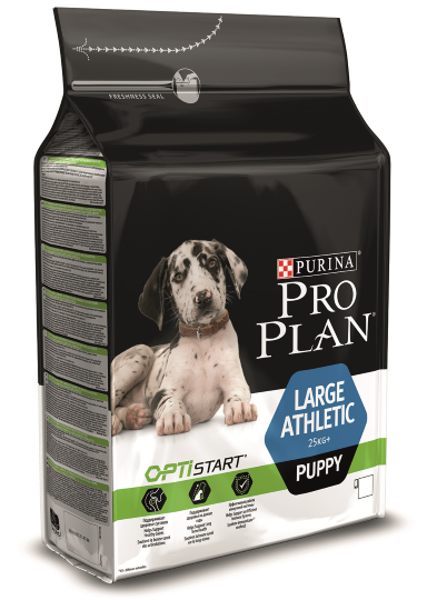 PRO PLAN Large Puppy Athletic, 12 кг_2