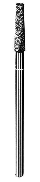Лабораторные алмазные инструменты «SS WHITE» серия LAB 212/4030 Группа III. Средняя крошка.
