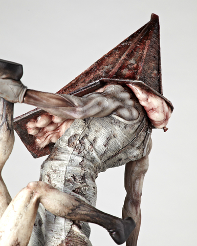 Silent Hill 2 - Red Pyramid Thing PVC Statue