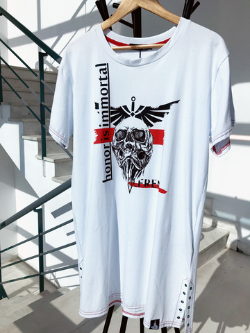 Футболка LeRen Immortal White