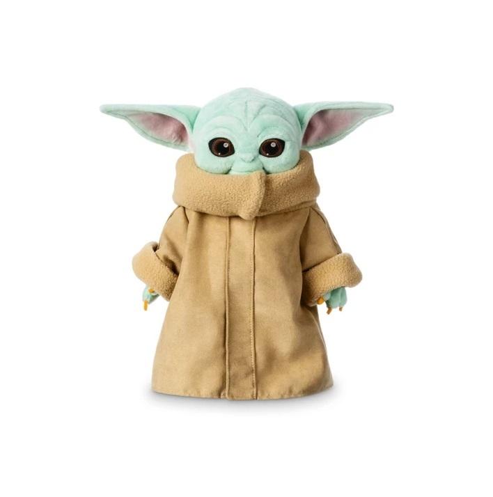 Мягкая игрушка Йода Звездные Войны Мандалорец 29 см