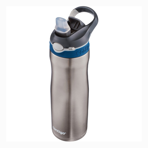 Термобутылка Contigo Ashland Chill (0,6 литра), стальная (2094941)