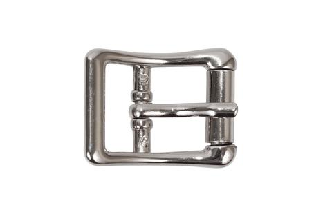 Пряжка для сумок 20 мм никель купить в Мосфурнитура