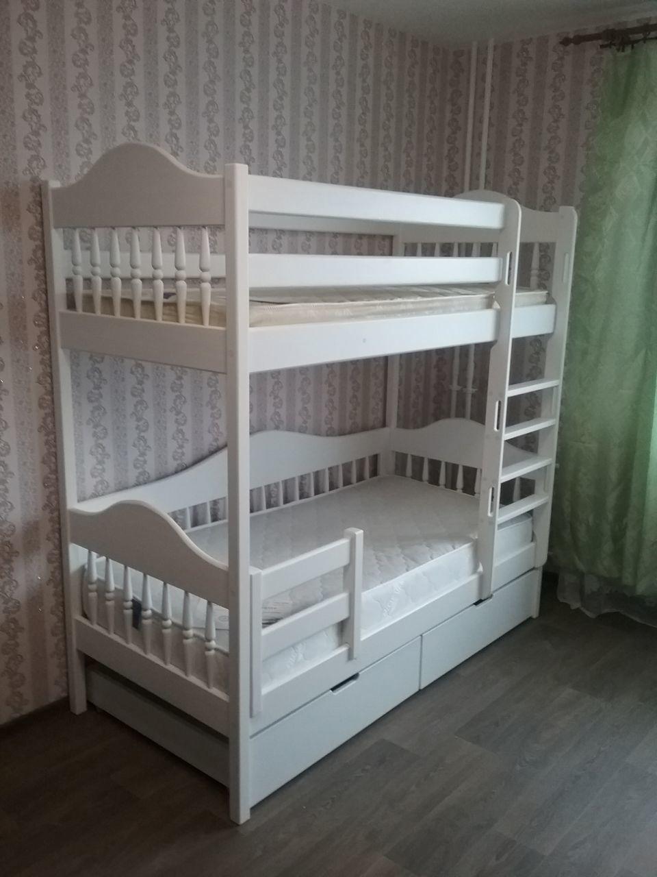 Кровать двухъярусная Эллада