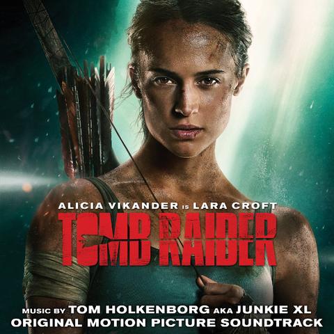 Soundtrack / Tom Holkenborg: Tomb Raider (CD)