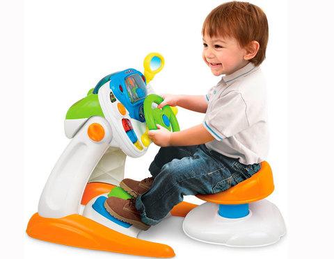 Интерактивная развивающая игрушка Weina Игровой центр Умный водитель напрокат