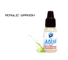 Pacific.Лак Полуматовый  Aqua V