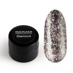 Гель-лак Diamond Starshine (платиновый) 5 гр Mo...
