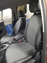 Чехлы на Volkswagen Tiguan II 2017–2021 г.в.