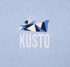 Толстовка Kusto Dazzle Blue
