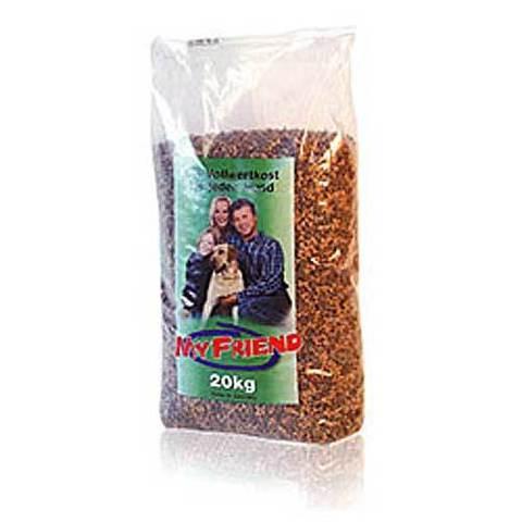20 кг. BOSCH Сухой корм для взрослых собак со средним уровнем активности My Friend Premium