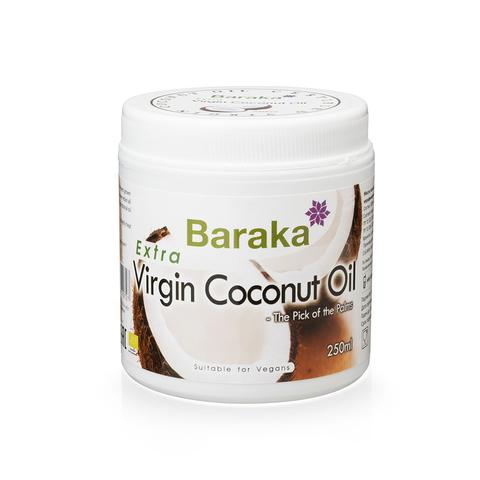 Масло Кокоса нераф. | 250 мл | Baraka