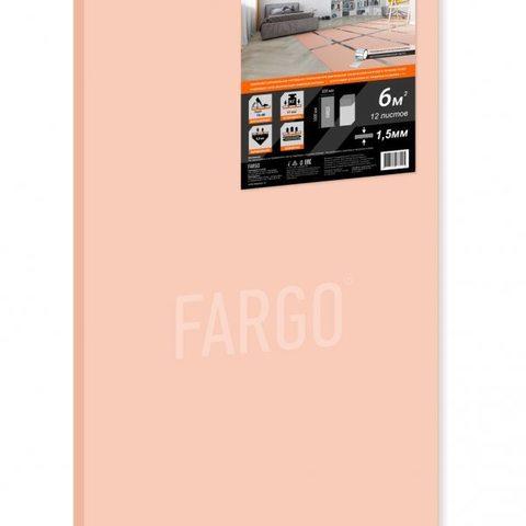 Подложка FARGO для кварцевого ламината (SPC) 6 м2