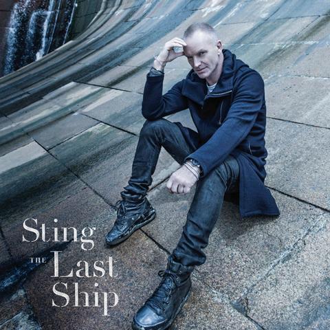 Sting / The Last Ship (LP)