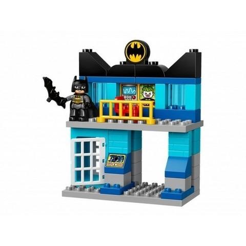 LEGO Duplo: Бэтпещера 10842 — Batcave Challenge — Лего Дупло