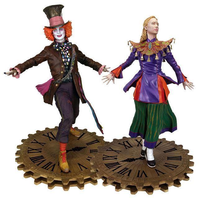 Алиса в Зазеркалье фигурка коллекционная Безумный Шляпник