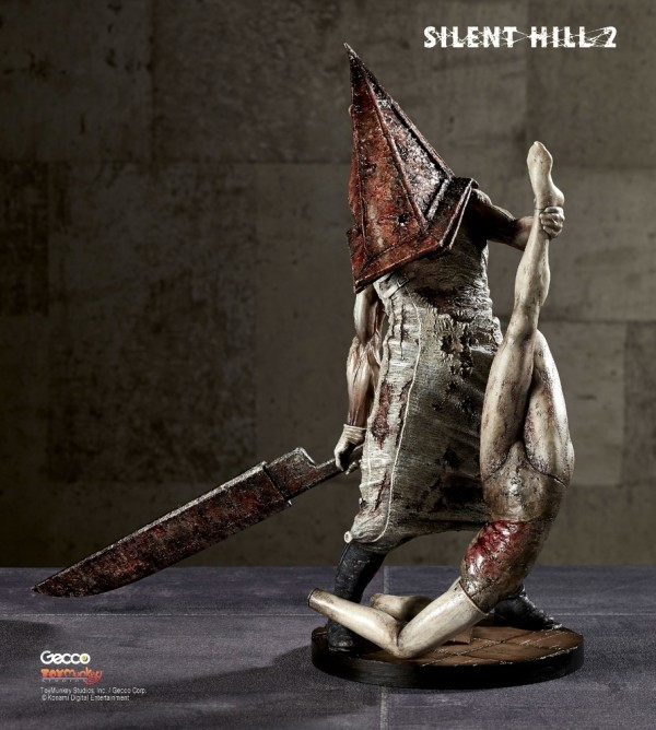 Silent Hill 2 - Red Pyramid Thing SDCC Exclusive PVC Statue