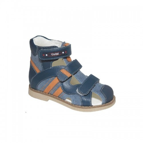 Обувь для девочек Сандалеты ортопедические Тривес Twiki TW-270, с закрытым носкомм kupit-sandalety-ortopedicheskie-trives-tw-270-s-zakrytym-noskom.jpg