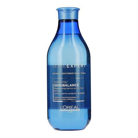 Шампунь для чувствительной кожи головы, L'Оreal Serie Expert Sensi Balance Shampoo 300 мл.