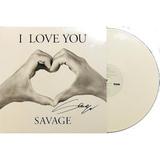 Savage / I Love You (Coloured Vinyl)(12' Vinyl Single)