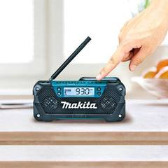 Аккумуляторное радио Makita MR052