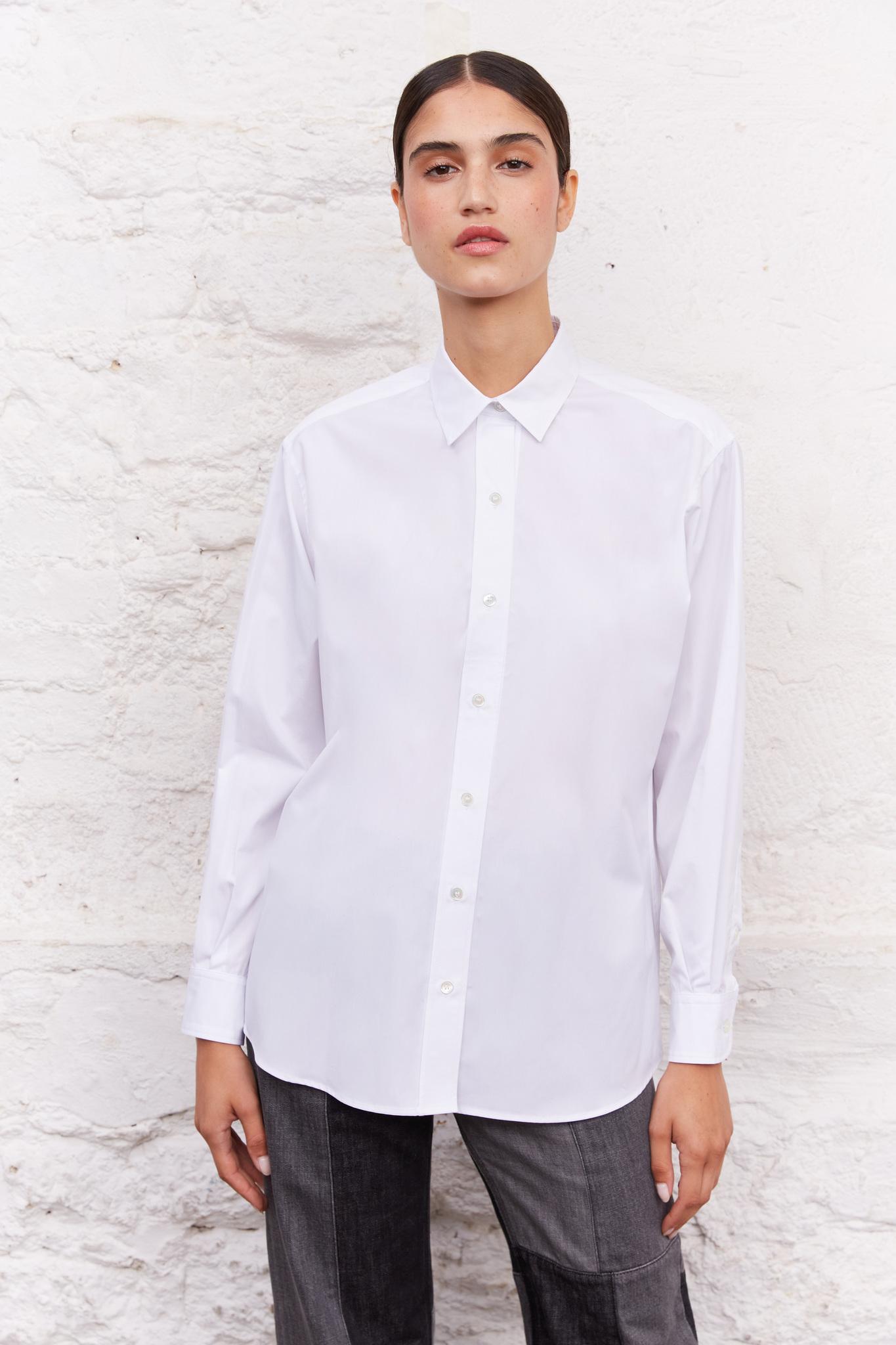 CLYDE - Рубашка из поплина
