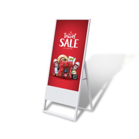 Реклама в торговом зале