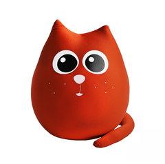 Подушка-игрушка антистресс Gekoko «Кот Искра» 2